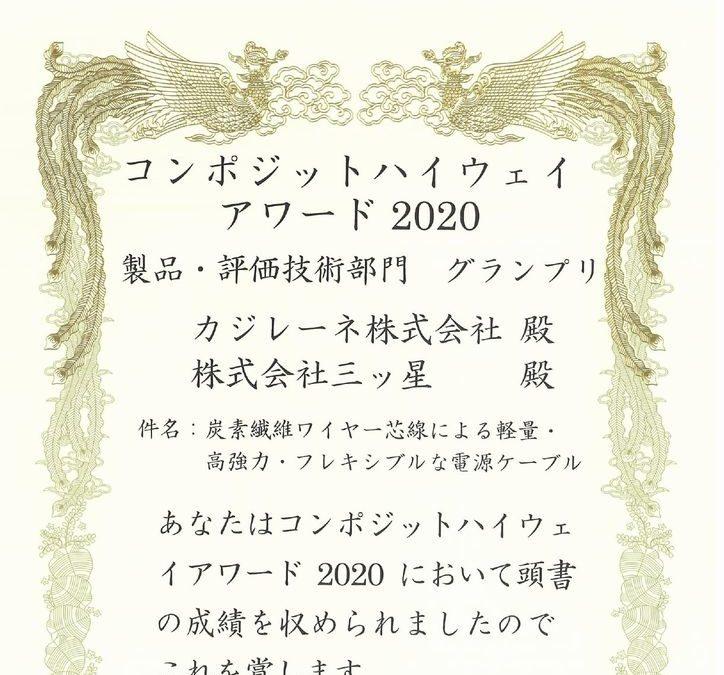 コンポジット アワード 2020